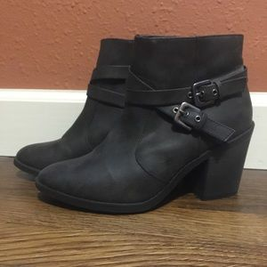 Faded Glory Charcoal Boots
